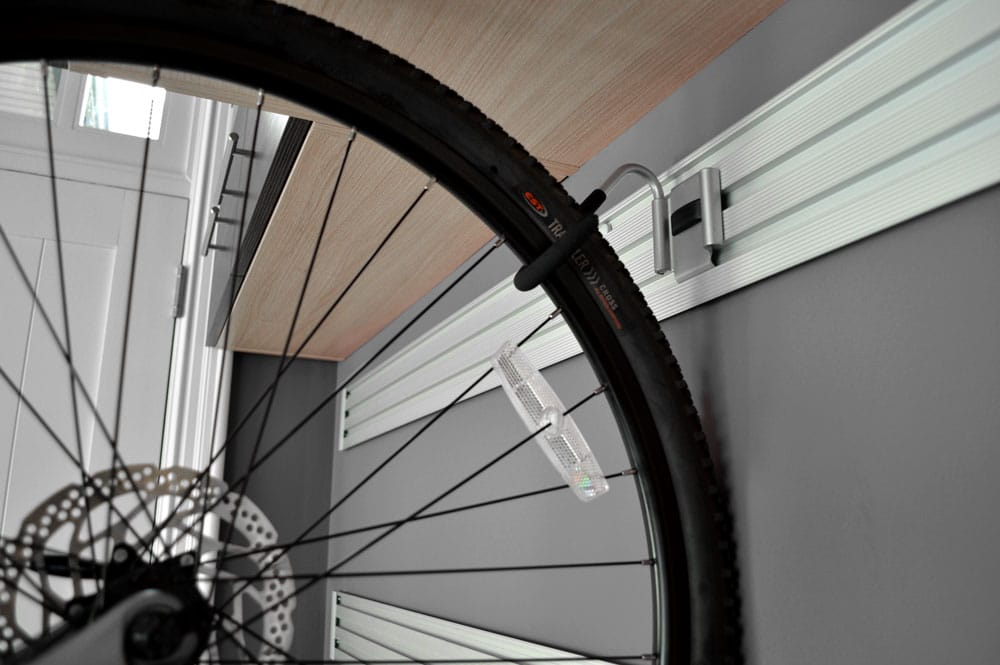 Garage Bike Tire