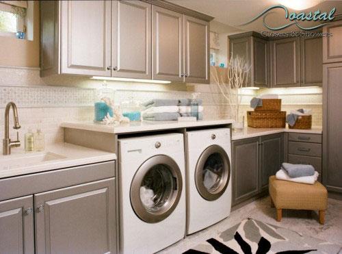 Laundry Room Coastal