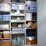 Custom Linen Closet