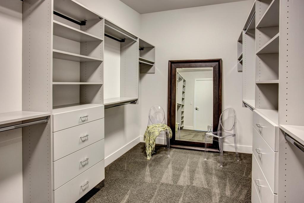 Custom Closet Home Transformation