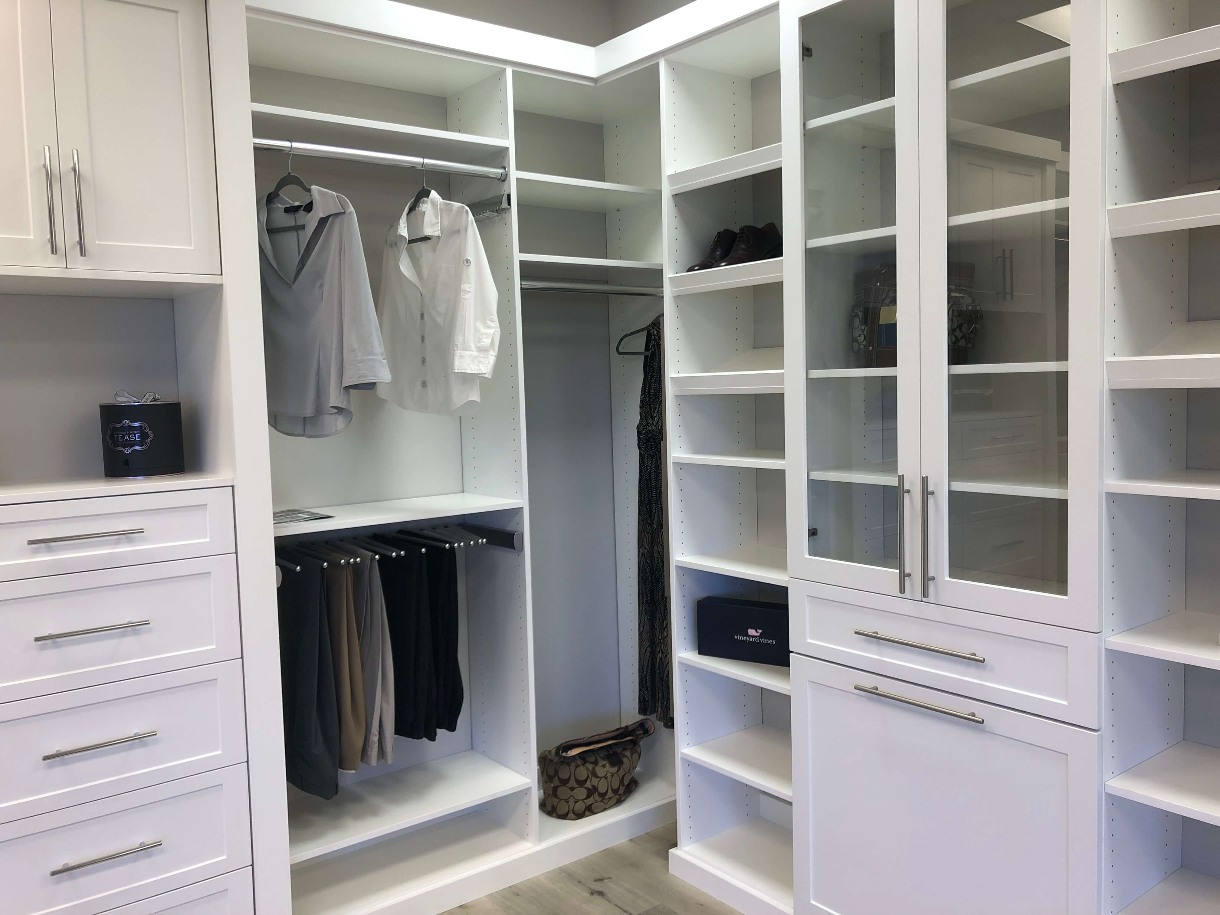 Planning & Designing A Practical Closet