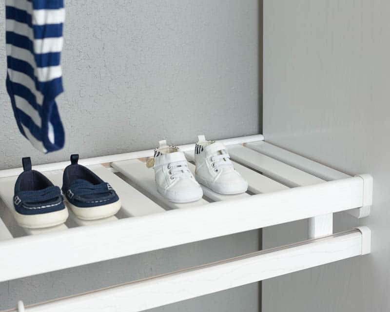 9 Tips For Designing A Closet That Will Grow With Your Child