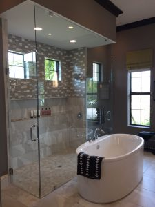 Things To Consider: Installing Custom Shower Doors