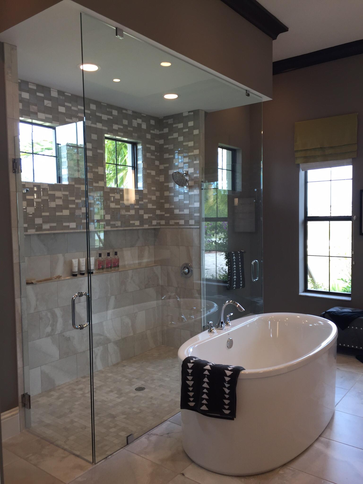 Things To Consider: Installing Custom Shower Doors