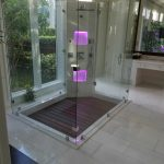 pros and cons of shower door enclosures near me