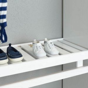 Custom-Custom-Closet-Rack-With-Baby-Shoes