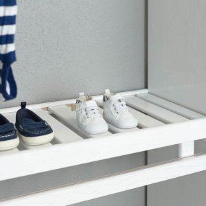 Custom-Custom-Closet-Rack-With-Baby-Shoes